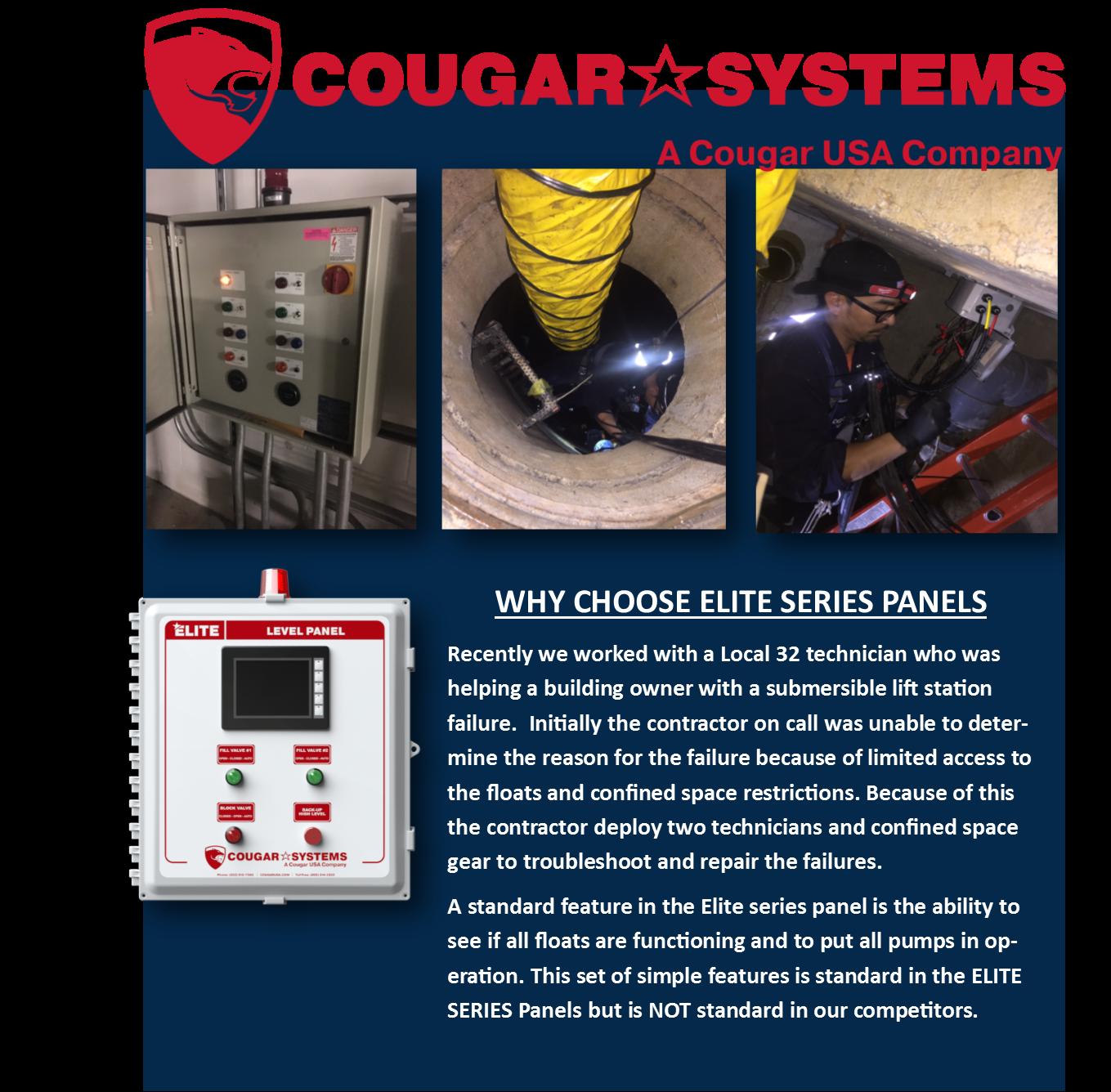 Cougar Elite Lift Station rev