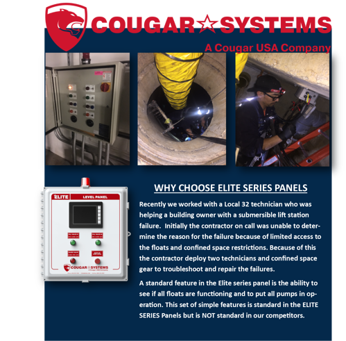 Cougar Elite Lift Station rev