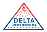 Delta Cooling Tower Logo