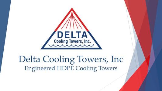 Delta Cooling Towers Inc Rep Presentation Nov 2020