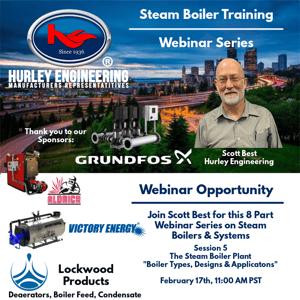 Digital Training Center-Steam Boiler-February 17th