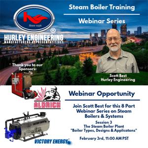 Digital Training Center-Steam Boiler-February 3rd