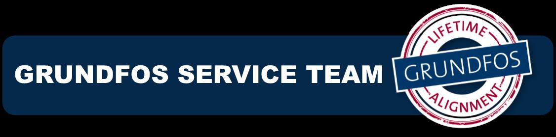 GRUNDFOS SERVICE TEAMS22