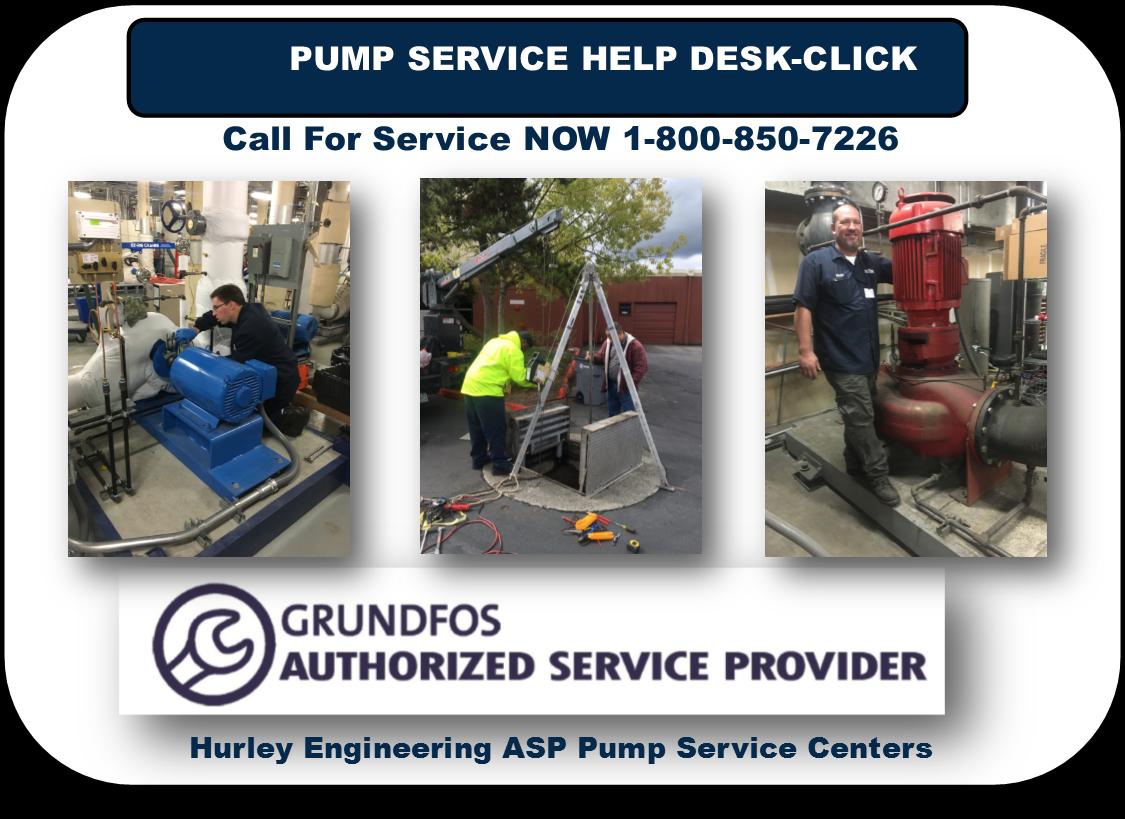 Hurley Pump Help Desk22