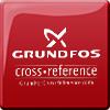 Grundfos CrossReference button